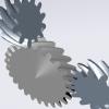 3 helical gears