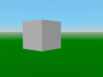 Animating cube