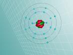 Potassium Atom Model