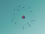 A Photo of a Chlorine Atom