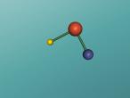 Potassium hydroxide molecule